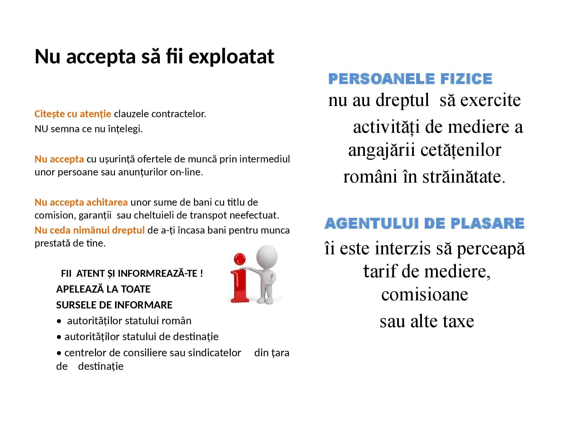 Tarif standard de comisioane pentru cont curent şi tranzacții pentru persoane fizice