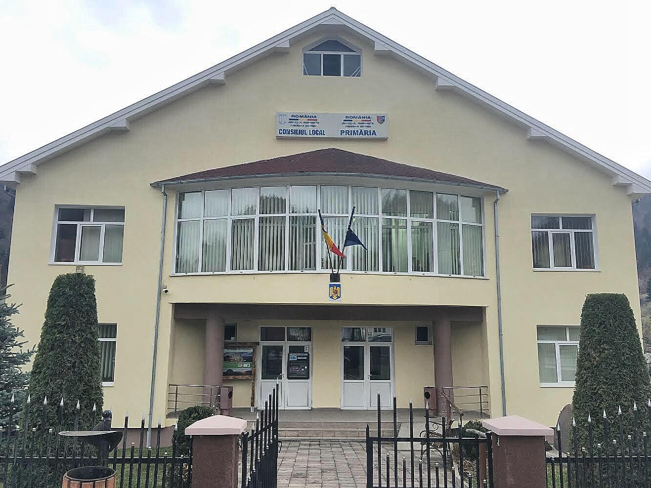 Sediul Primariei
